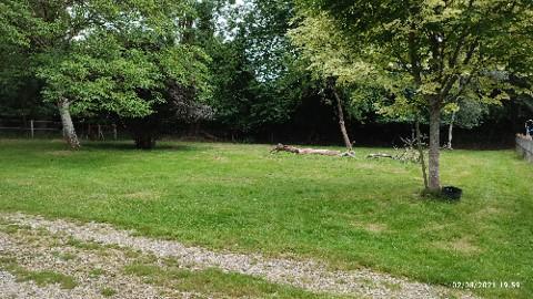Aire camping-car à Carsix (27300) - Photo 2